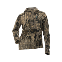 DSG Bexley 2.0 Ripstop Tech Plus Size Long Sleeve Shirt in the Realtree Timber Camo Pattern