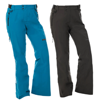 DSG Harlow Plus Size Tech Rain Pant in Sapphire or Charcoal Colorways