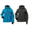 DSG Harlow Plus Size Tech Rain Jacket in Sapphire or Charcoal Colorways