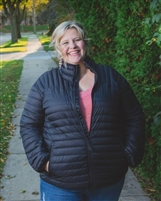 Pulse Plus Size Packable Down Jacket | 2231