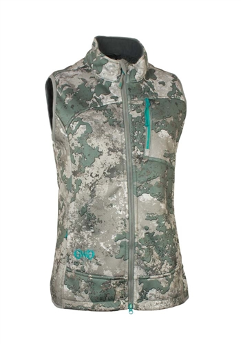 GWG Plus Size Artemis 3 Layer Soft Shell Vest | 18FMWV