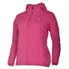 Sportiveplus Plus Size Pack-Away Jacket | Fuschia | P1112