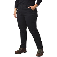 Prana Halle Plus Size Straight Pant | Black