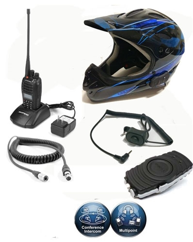 5watt wireless off road motorcycle 2way radio system. Black Bedroom Furniture Sets. Home Design Ideas