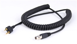 Headset Coil Cord Straight Connection Uniden