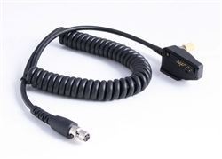 Crew Headset Coil Cord TK390 Multi Pin