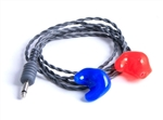 Custom Racing Radios Ear Buds (with self impression kit)