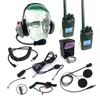 Sampson Racing Radios The Digital Starter 5watt Plus Package for driver to crew communications