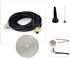 Deep Mount Antenna Coax (for fiberglass or thick surfaces)