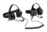 Scanner Double Talk Hearing Protectant Headsets