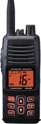 2 Way VHF Vertex Standard HX370 Handheld Radio