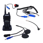 Rugged Off Road Motorcycle Communication Package