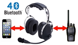 Bluetooth OTH  Radio Headset