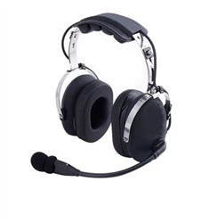 Over-the-Head Headset w/ Pivot Boom and S9 Mic