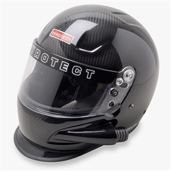 Pyrotect ProSport Full Face Side Air Carbon Duckbill