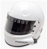 Pyrotect ProSport Full Face Side Air White