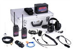 "Racing Radios 5watt 2 Way Communication ""Racer"" Package"