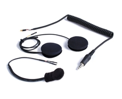 Build Your Own Racing Radio Plug Together Helmet Kit