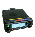 Rugged Digital mobile VHF/UHF radio