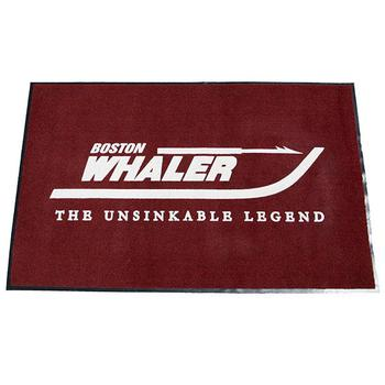 3 x 5 Floor Mat - Castellan Red