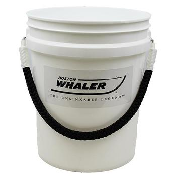 Battlewagon Bucket - White