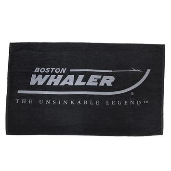 Deluxe Beach Towel - Black