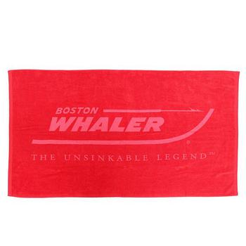 Heavyweight Beach Towel - Red