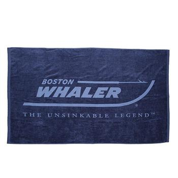 Heavyweight Beach Towel - Navy
