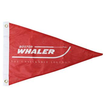 16 x 24 Pennant Flag - Red