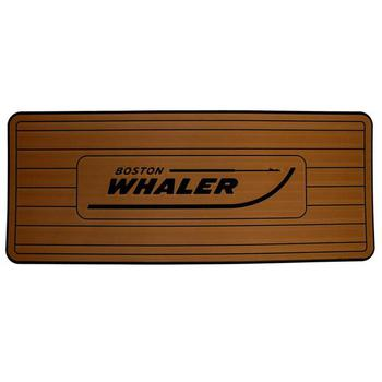 Boston Whaler Helm Station Pad - Brown