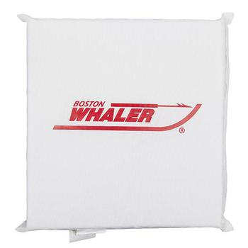 Boston Whaler Overboard Throw Cushion - White