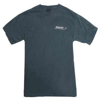 Comfort Color Logo Tee - Willow