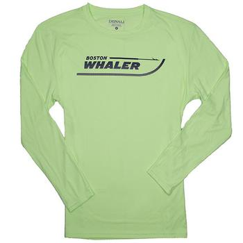 Denali L/S Performance Tee - Poison Green