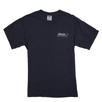 Comfort Color Logo Tee - Graphite