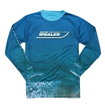 Deep Water LS Sublimated Tee