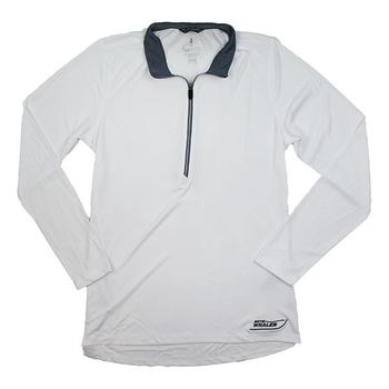 Ladies Vega 1/2 Zip Pullover - White