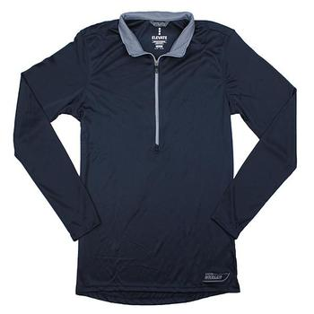 Ladies Vega 1/2 Zip Pullover - Navy