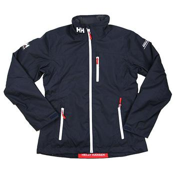 Ladies Helly Hansen Crew Jacket - Navy