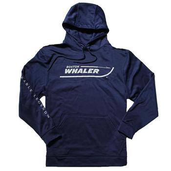 Wicking Performance Hoodie - Navy