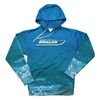 Deep Water Sublimated Hooded Sweatshirt