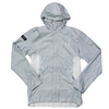 UA Cloudburst Rain Jacket - Halo Grey