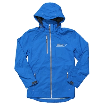 Ansel Hooded Jacket - Olympic Blue