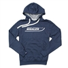 Throwback Hoodie - Navy Heather