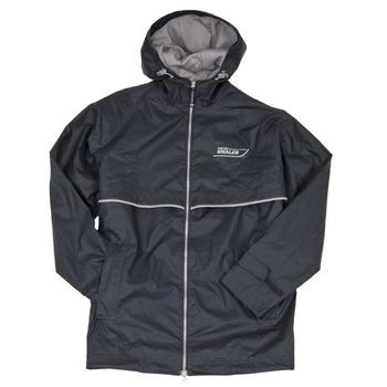 Boston Whaler Men's New Englander Rain Jacket - Navy