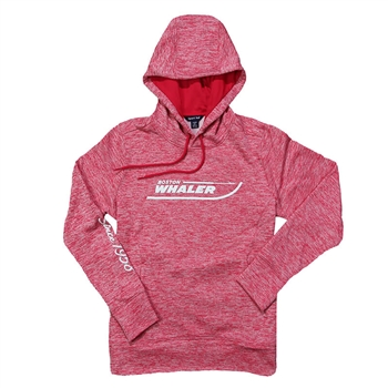 Women's Electric Hoodie - Power Pink
