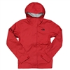 Women's North Face Rain Jacket - Red