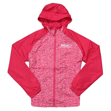 Women's Wind Jacket - Pink Heather
