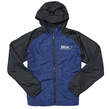 Women's Wind Jacket - Royal Heather