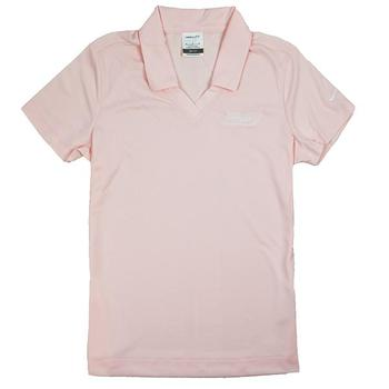 Ladies Nike Dri-Fit Polo - Aluminum Pink