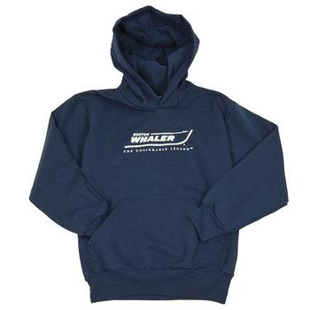 Boston Whaler YOUTH Hoodie - Navy